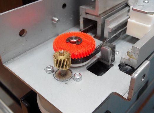 Шестерня для плоттера Xerox 6279